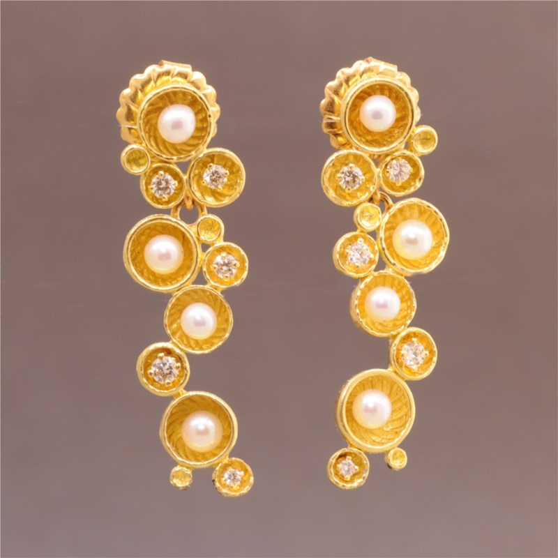 Earrings by French Thompson